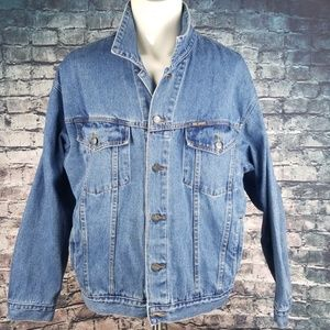 Mac Sport XL Jean Jacket